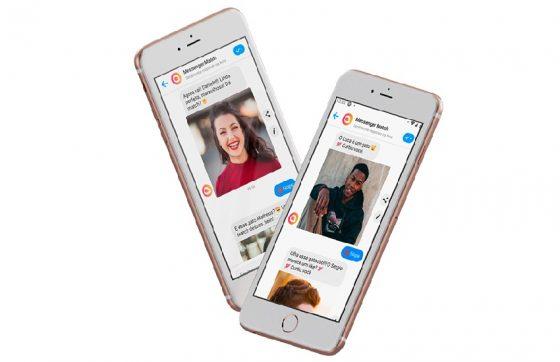 Atualmente, o Messenger Match está presente em mais de 30 países e possui mais de 1 milhão de usuários (FOTO: Divulgação)