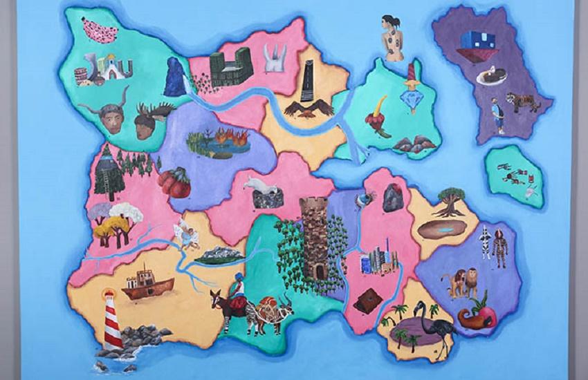 Exposição reúne trabalho de 25 artistas cearenses ou radicados no Estado