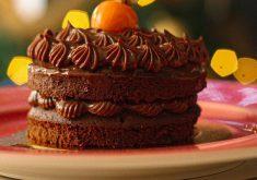 O brownie funcional é uma das opções de sobremesa encontradas na Cacao (FOTO: Reprodução/Instagram)