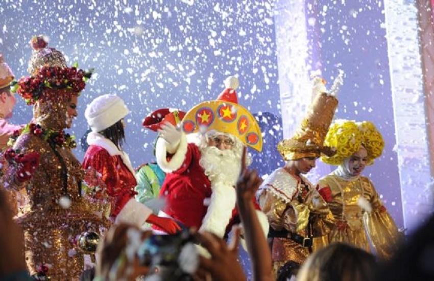 Natal de Luz inicia com show do Alceu Valença e levará coral para periferia de Fortaleza