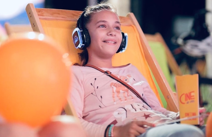 Fortaleza recebe cinema ao ar livre gratuito até o fim de dezembro