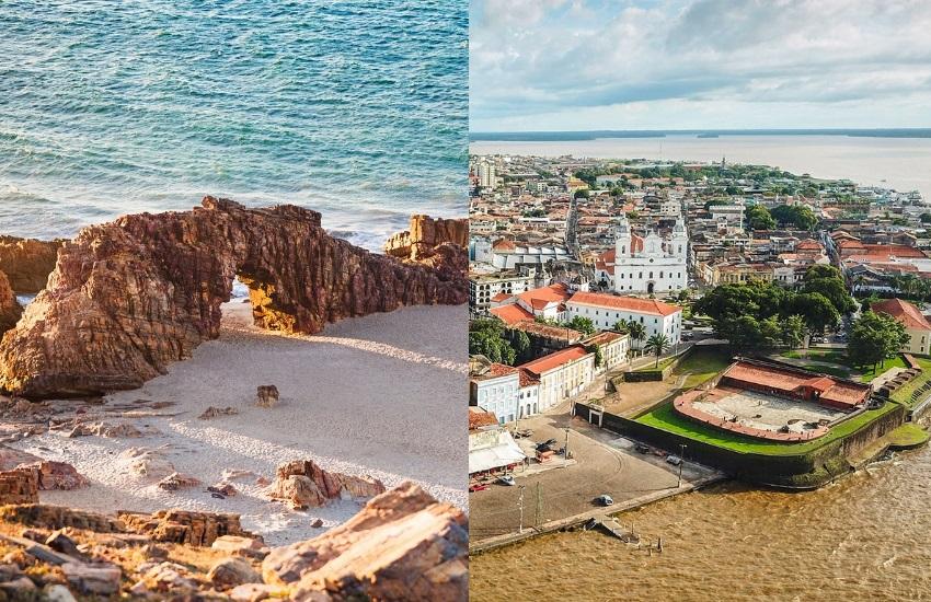 Jericoacoara é um dos dois únicos destinos brasileiros mais buscados por turistas para Ano Novo