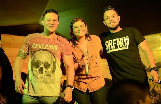 O trio de cantores se apresenta, exclusivamente, na casa de shows Austin Pub (FOTO: Divulgação)