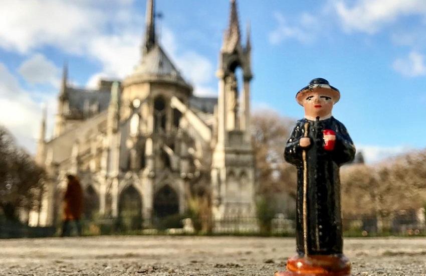 Padre Cícero ganha exposição no Museu do Louvre, em Paris