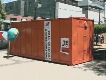 Prefeitura inaugura novo sistema de armazenamento de resíduos em três pontos de Fortaleza