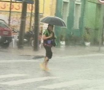 O fenômeno das chuvas em Fortaleza
