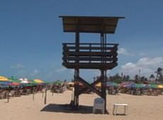 Postos Guarda Vida são insuficientes nas praias de Fortaleza