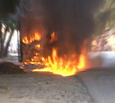 Ataques a ônibus deixam população amedrontada