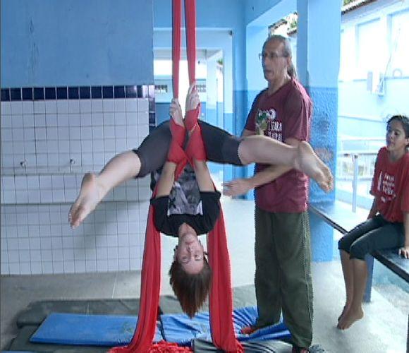27 de março: dia nacional do circo e do teatro. (FOTO: Reprodução TV Jangadeiro)