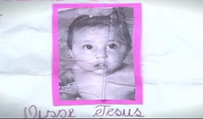Crueldade: criança é espancada até a morte (FOTO: Reprodução TV Jangadeiro)