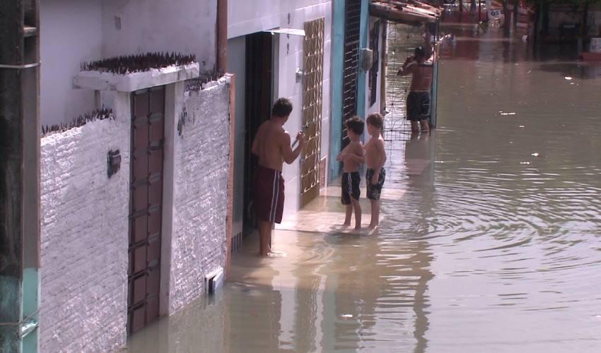 Campanha arrecada doações para famílias atingidas pelas fortes chuvas dos últimos dias