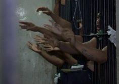 Lotação nos presídios. (FOTO: reprodução/ TV Jangadeiro)