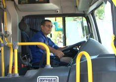 Desrespeito em transportes coletivos de Fortaleza (FOTO: Reprodução Nordestv)