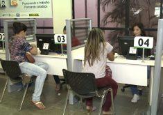 Empregos temporários (FOTO: Reprodução TV Jangadeiro)