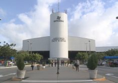 Aeroporto Internacional Pinto Martins ficou com pior nota em pesquisa(FOTO: Reprodução TV Jangadeiro)
