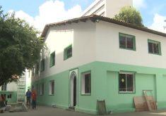 Associação das primeiras damas do estado do Ceará (FOTO: Reprodução TV Jangadeiro)