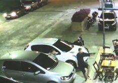 Ciclista reage assalto e morre em confronto com assaltante(FOTO: Reprodução TV Jangadeiro)