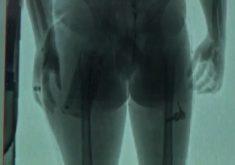 Bolsas e sacolas passam pelo raio-X no presídio Ceará (FOTO: Reprodução TV Jangadeiro)