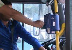 Golpe do bilhete único cresce em Fortaleza (FOTO: Reprodução TV Jangadeiro)