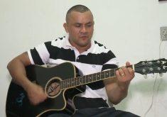 Ex-cantor sonha voltar a trabalha com a música (FOTO: Reprodução Nordestv)