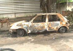 Três delegacias foram alvos de ataques (FOTO: Reprodução/TV Jangadeiro)