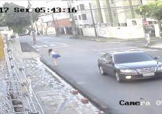 O caso aconteceu no Bairro Joaquim Távora (FOTO: Reprodução/TV Jangadeiro)