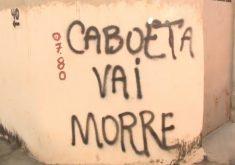 Briga entre facções pode ter provocado a chacina em Horizonte (FOTO: Reprodução TV Jangadeiro)