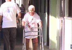 Queda de idosos esta casa vez mais frequente (FOTO: Reprodução TV Jangadeiro)