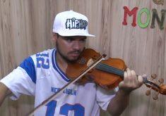 Iury Medeiros Jovem Talento de Fortaleza (FOTO: Reprodução TV Jangadeiro)