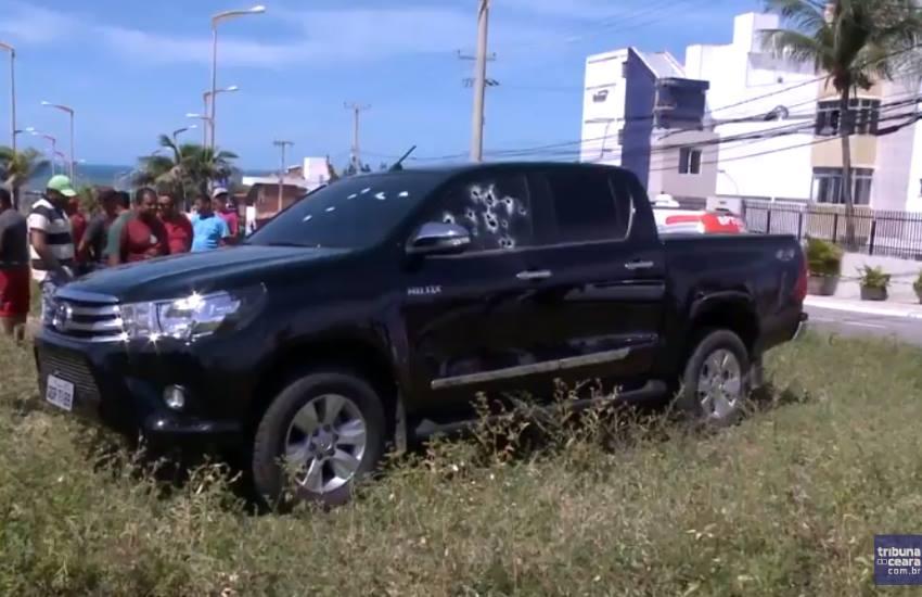 A cada 12 homicídios no Brasil, 1 foi registrado no Ceará