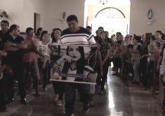 Caso gerou comoção em Pentecoste (FOTO: Reprodução/TV Jangadeiro)