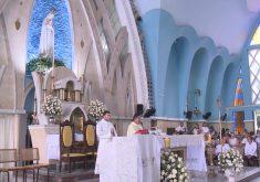Dias de fé e muita emoção para católicos (FOTO: Reprodução TV Jangadeiro)