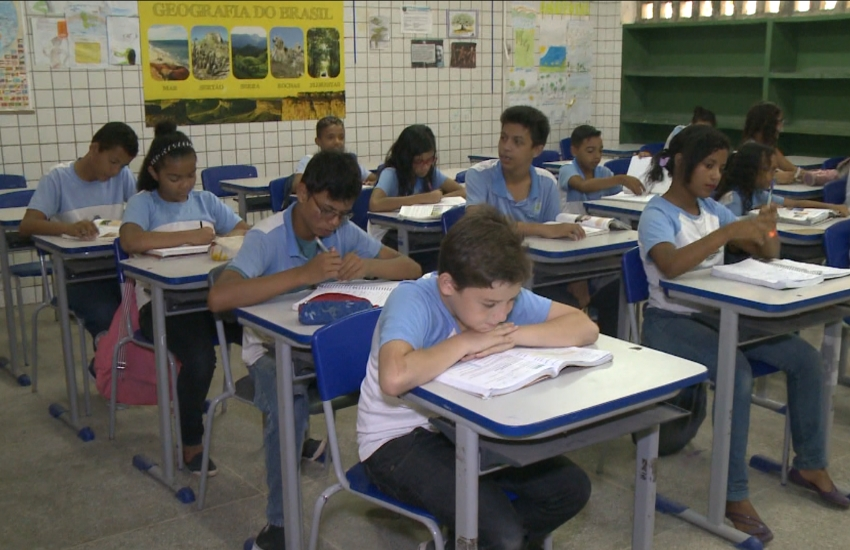Ceará é 1º lugar do Norte/Nordeste na Avaliação Nacional da Alfabetização