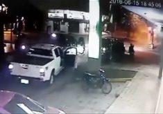 Violência do bairro Sapiranga(FOTO: Reprodução TV Jangadeiro)