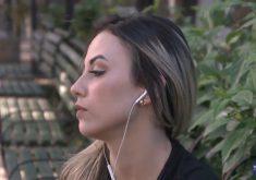 Fones de ouvido pode prejudicar a audição(FOTO: Reprodução TV Jangadeiro)