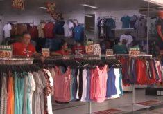 Comércio de Fortaleza vai funcionar também aos domingos(FOTO: Reprodução TV Jangadeiro)