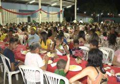 Fundação terra, que ajuda famílias carentes de Maracanaú(FOTO: Reprodução TV Jangadeiro)