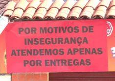 Moradores lamentam insegurança no Cidade dos Funcionários (FOTO: Reprodução/TV Jangadeiro)