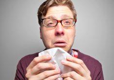 Mudanças buscas de temperatura causa gripese resfriados(FOTO: Reprodução TV Jangadeiro)