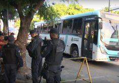Duas pessoas foram assassinadas (FOTO: Reprodução/TV Jangadeiro)