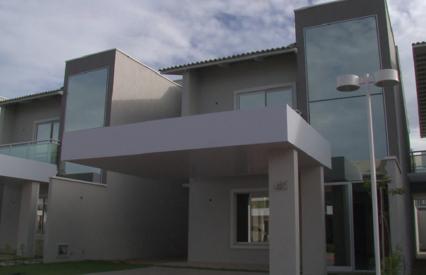 Condomínios fechados têm ganhado forte influência do mercado imobiliário