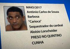 Criminosos escolhem o Ceará para movimentar o mercado do narcotráfico(FOTO: Reprodução TV Jangadeiro)