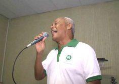 Lição de vida & superação: ele deixou de enxergar e hoje é cantor e ator (FOTO: Reprodução TV Jangadeiro)