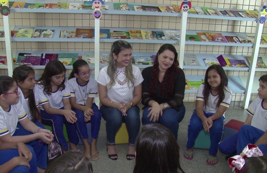 Coordenadoras do Educar Sesc começaram como estagiárias e agora são exemplo para alunos
