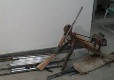 fabrica de armas
