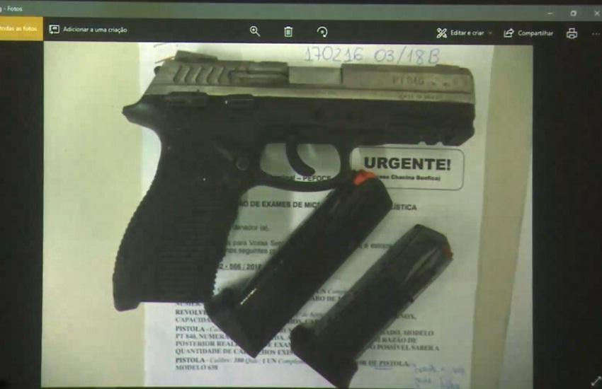 Polícia constata que vítimas da chacina do Benfica foram mortas com tiros da mesma arma