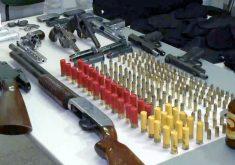 Grupo iria um arsenal para vinga morte de amigo (FOTO: Reprodução TV Jangadeiro)