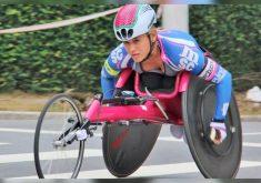 Fah Fonseca foi desenganada ao nascer e hoje é atleta paralímpica (FOTO: Reprodução TV Jangadeiro)