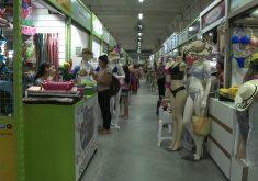 Centro Fashion completa 1 ano de sucesso(FOTO: Reprodução TV Jangadeiro)