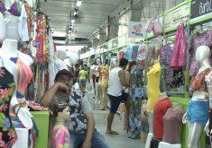 Prefeitura pretende aquecer o comércio de moda no Ceará (FOTO: Reprodução TV Jangadeiro)